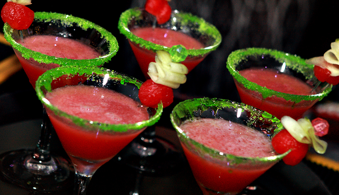Fruity Frozen Mixed Drinks, Nightlife, Baton Rouge, LA Photo - The Penthouse Club