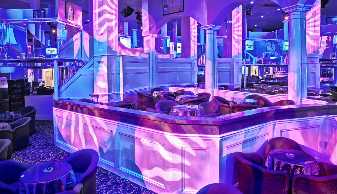 Penthouse Strip Clubs, Baton Rouge, LA VIP Lounge Seating Picture - The Penthouse Club Baton Rouge