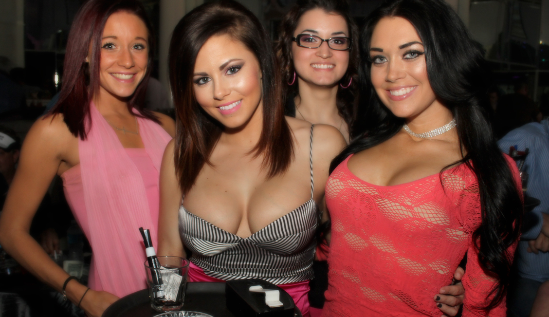 Gorgeous women with Penthouse pets at the Baton Rouge strip club image - The Penthouse Club